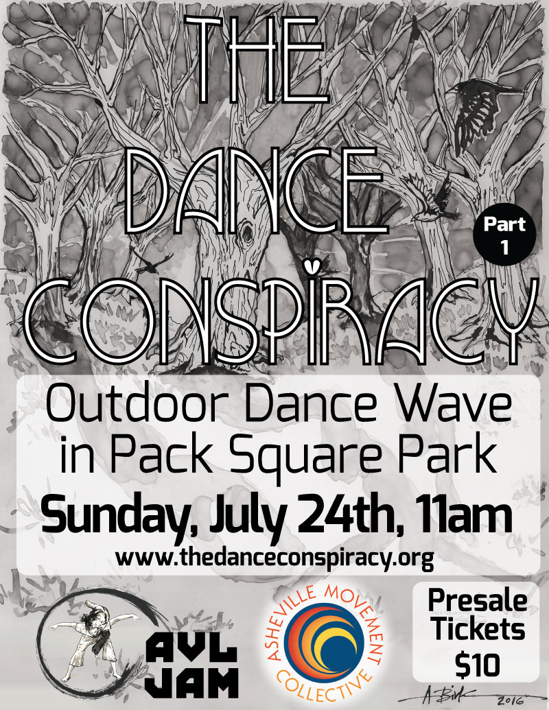 The Dance Conspiracy – Pack Square Dance Wave